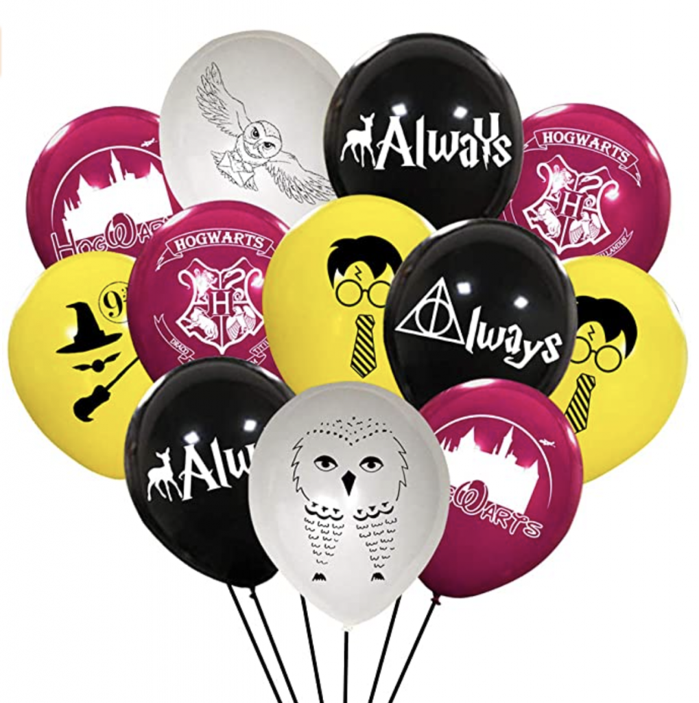 Harry Potter Party Packages